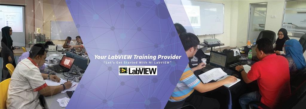 LabVIEW Training   VISITAS SDN BHD